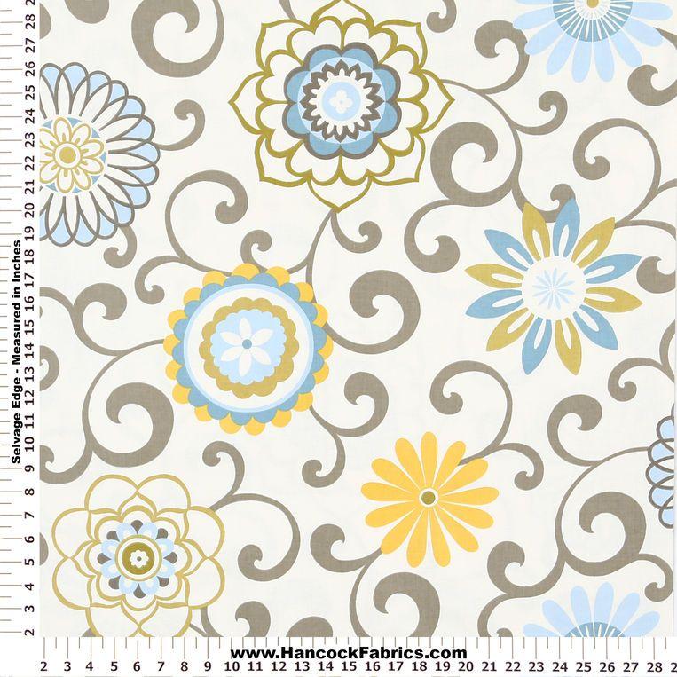 Waverly Spa Pom Pom Play Home D 233 Cor Fabric Fabric Decor