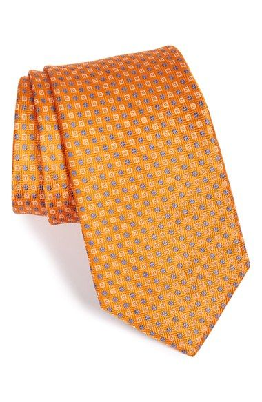 Nordstrom 'Shaded Neat' Silk Tie