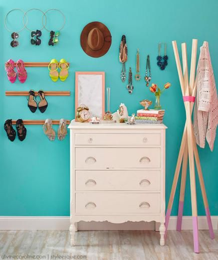 7 Stylish Diy Bedroom Organization Solutions Organizational Tips