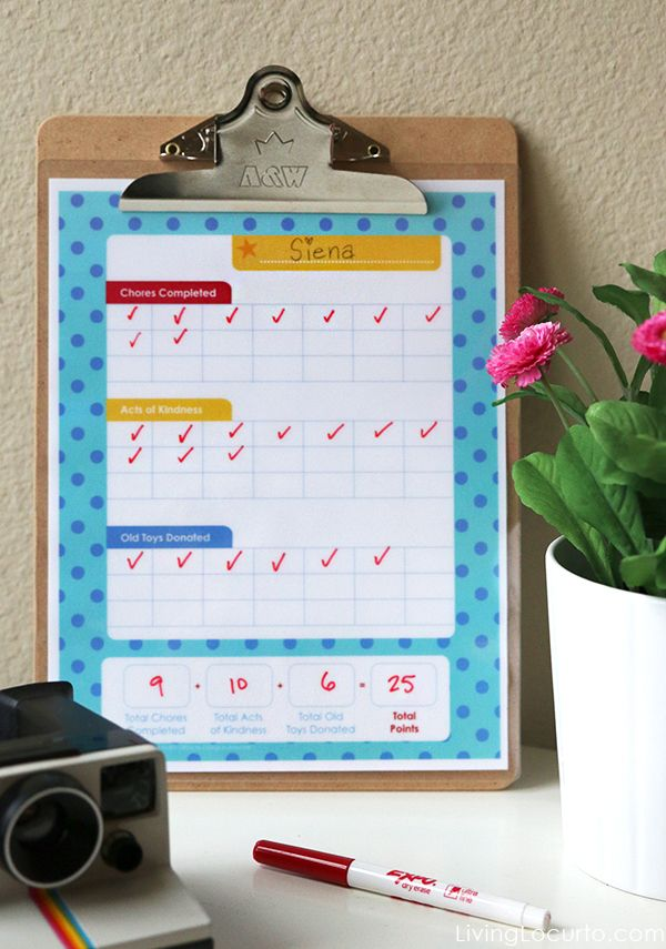 Diy Rewards For Chores Printables Belohnungssystem Kinder Belohnungssystem Vorlagen