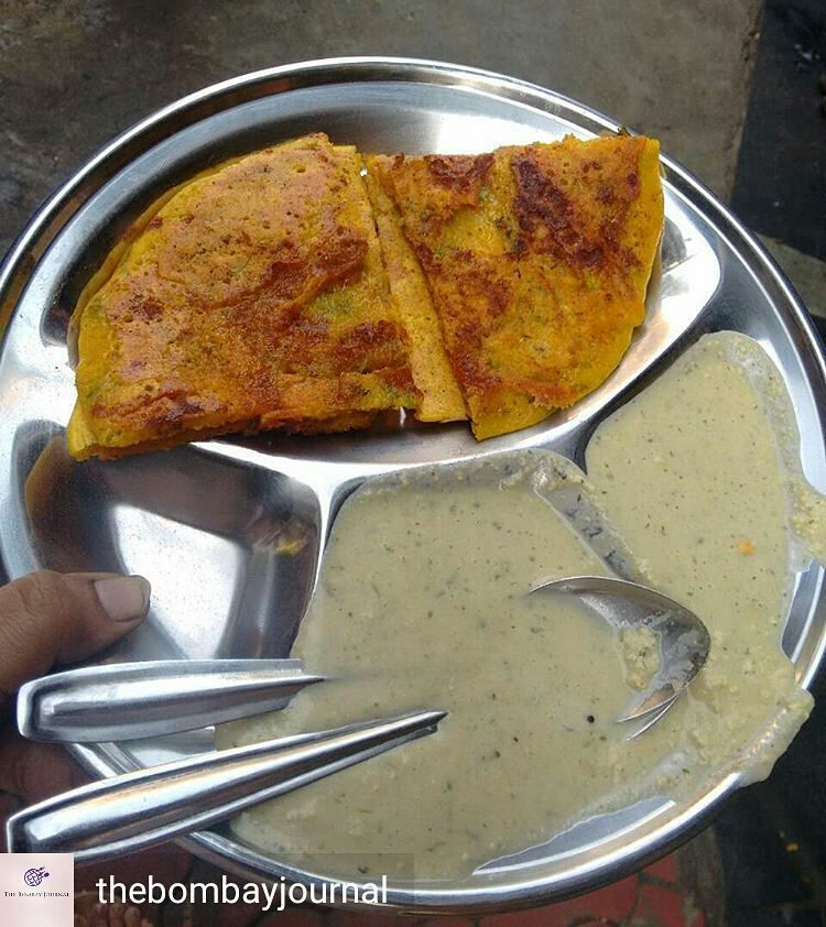 via thebombayjournal tomato omelette at edward dosa stall marine lines street food is