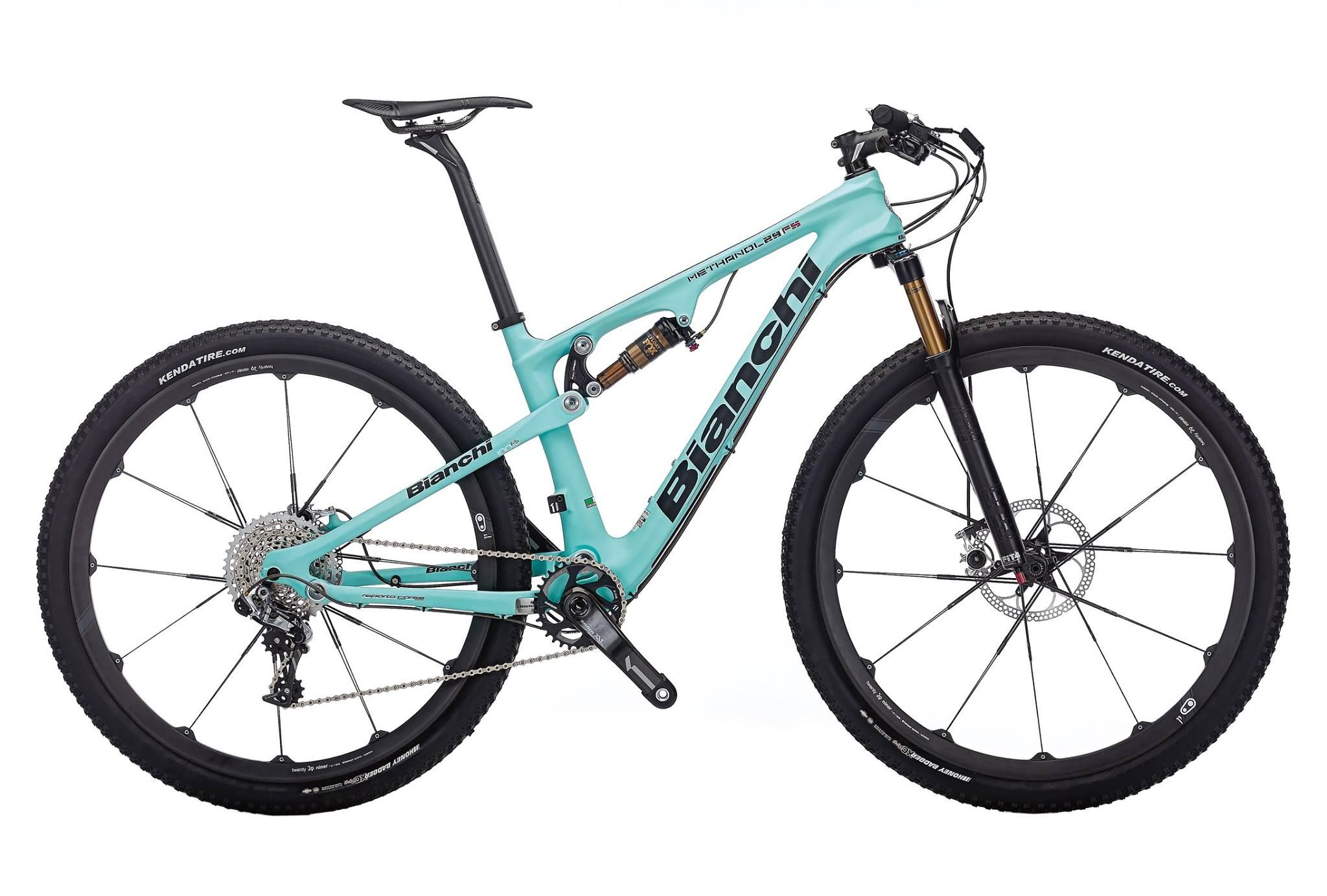 Methanol Full Suspension Mtb Mountain Biking Bike