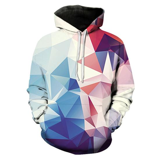 Hooded Hoodies Unisex Tops Fashion Men//Women 3D Sweatshirts Print Milk Space Galaxy XXXL