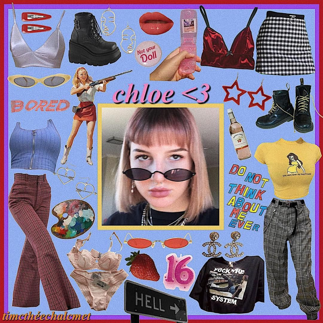 My Bby Chloestrcklnd 3 Pls Don T Ask 4 A Name Aesthetic Pls Quirky Fashion Aesthetic Clothes Aesthetic Fashion
