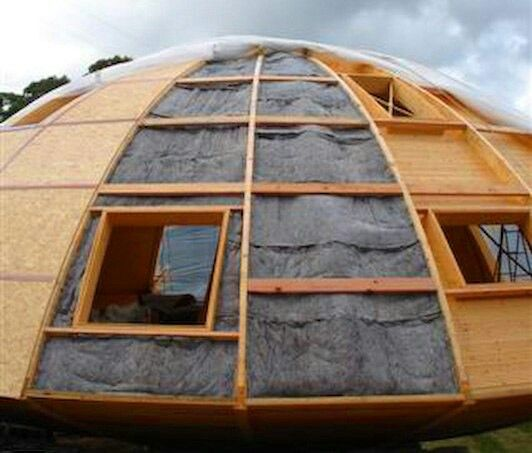 Dome Home Design Ideas: Pin By Adam Snow On Geodesics In 2019