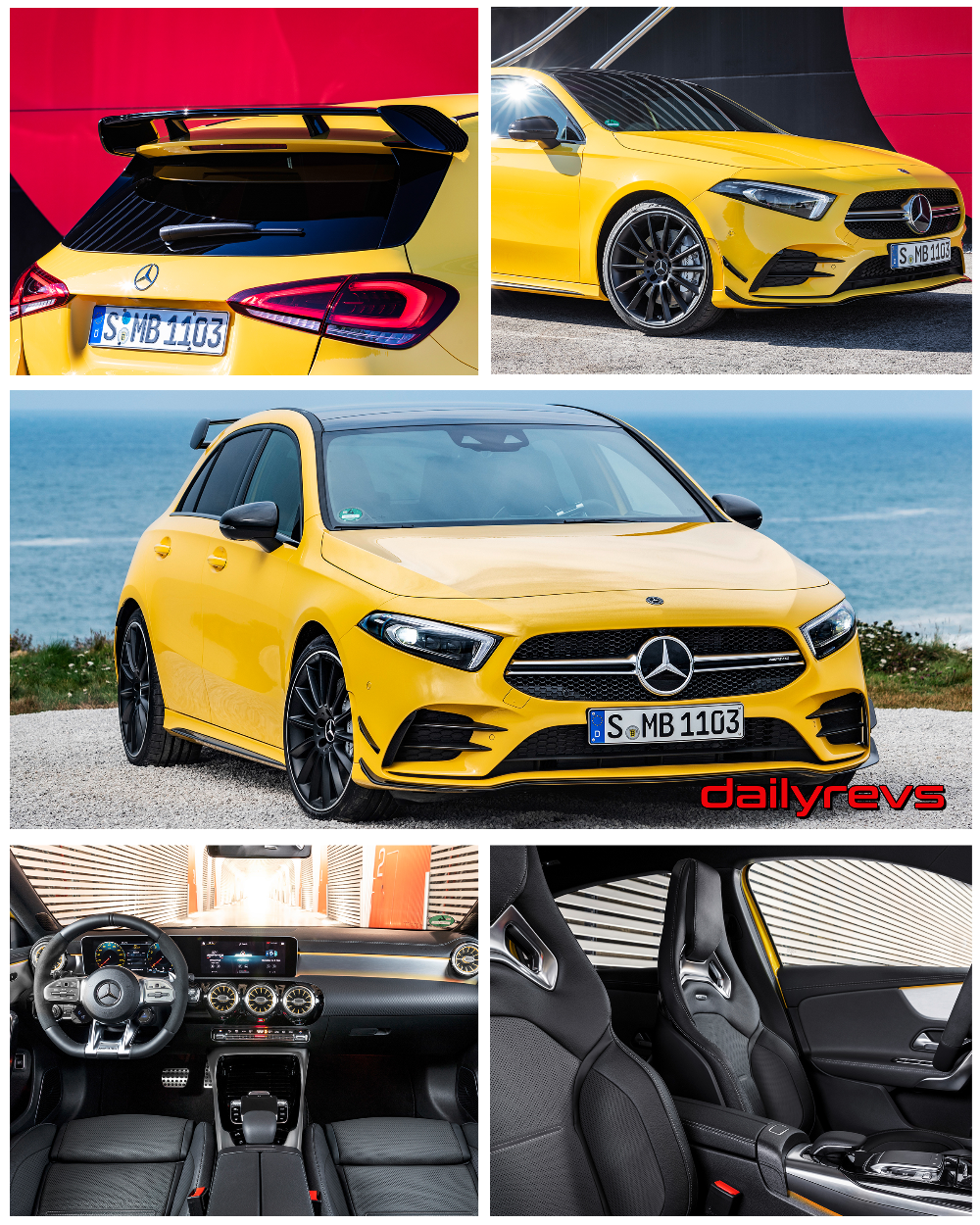2020 Mercedes Benz A35 Amg Sedan Uk In 2020 With Images