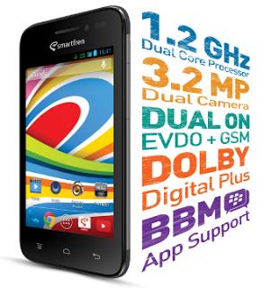 Review Spesifikasi Dan Harga Smartfren Andromax G Dual Core Dibawah 1Jutaan