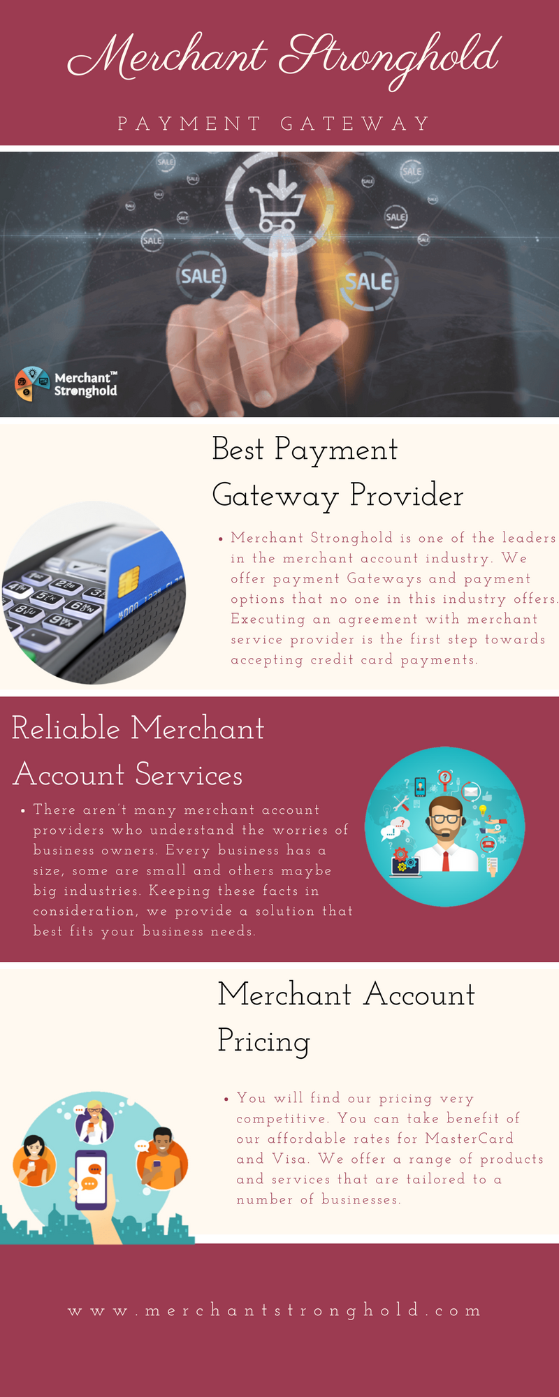 Credit Card Processing Solution For Beauty Products Business ...