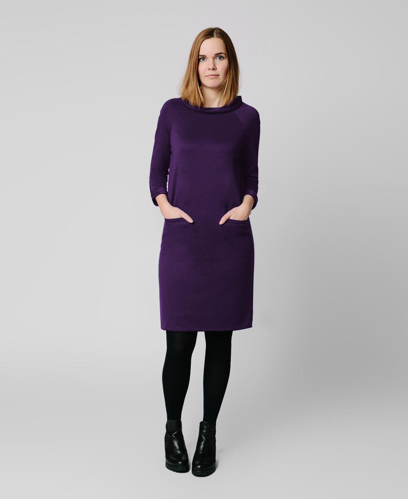 e6a8cb9da617 Immer gut angezogen! … ist man mit diesem Kleid in 60er Jahre Stil aus  festem