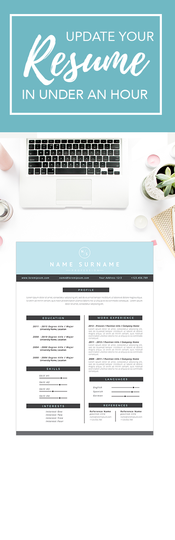 This Is The Best Way To Update Your Resume!