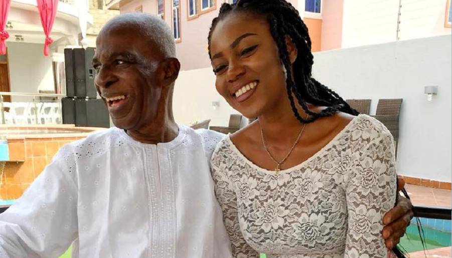 Yvonne Nelson on her late father: I have nothing but love for you