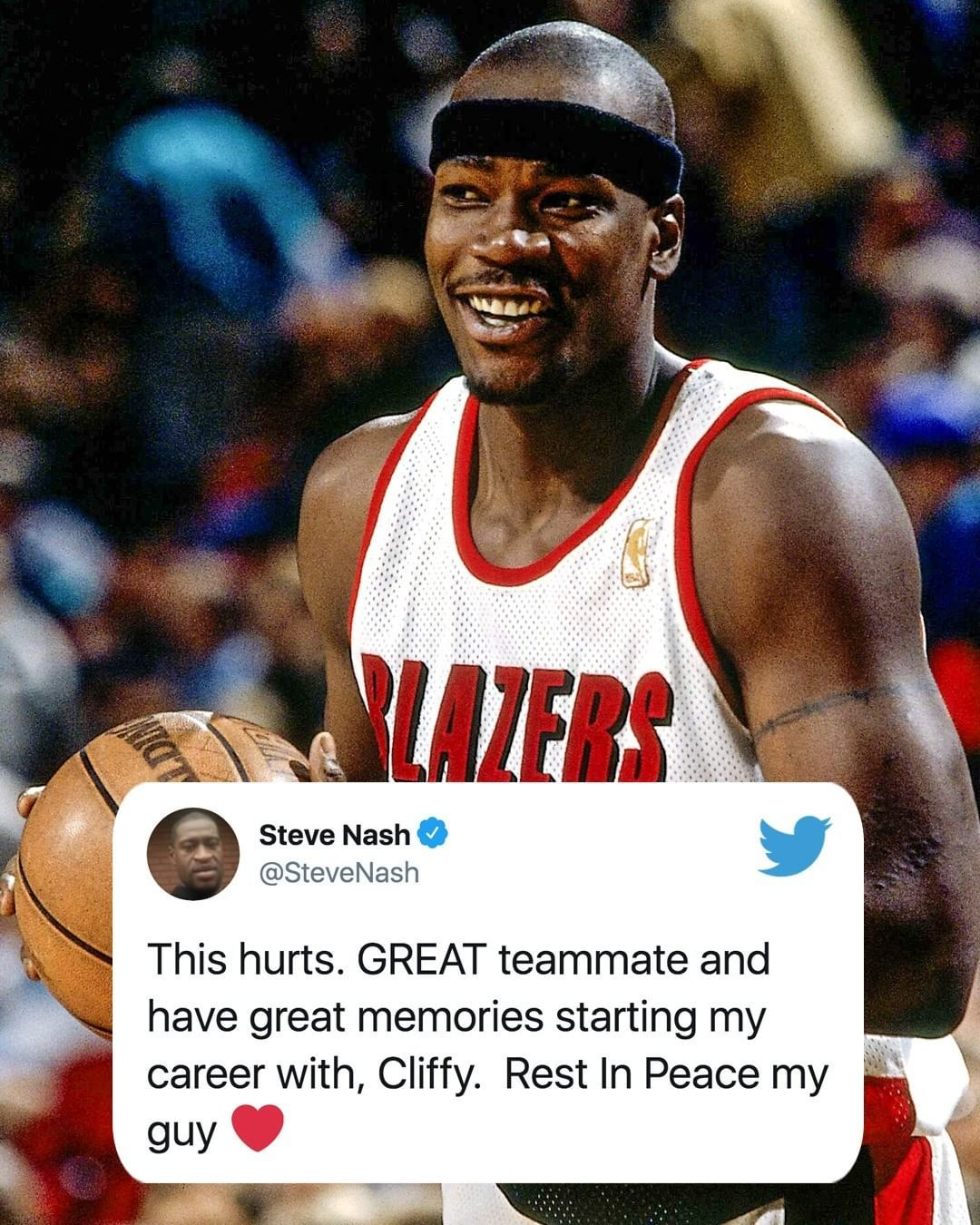 """ESPN on Instagram """"The NBA world pays tribute to the late"""