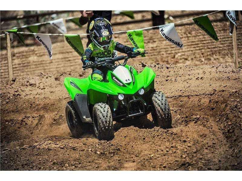 New 2017 Kawasaki KFX®90 ATVs For Sale in Florida. On