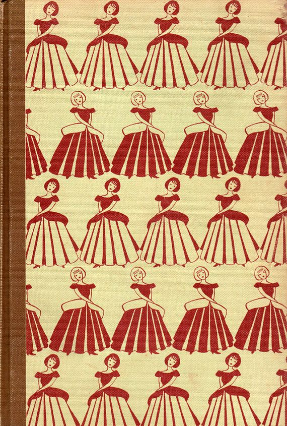 Little Women by Louisa May Alcott, illustrated by Louis Jambor, 1940s