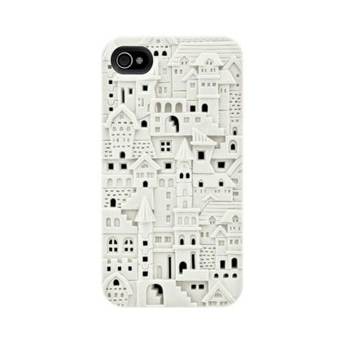 iPhone 4 4s Other Cases - best cases - Artistic Unique Buildings Back Cases Protective Covers For Apple iPhone 4 & Appl
