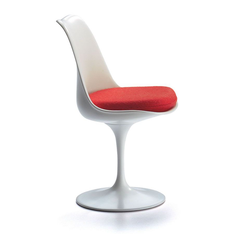 Delightful Eero Saarinen ──《Tulip Chair》1957 | FURNITURE | Pinterest | Tulip Chair,  Vitra Design Museum And Modern Chairs
