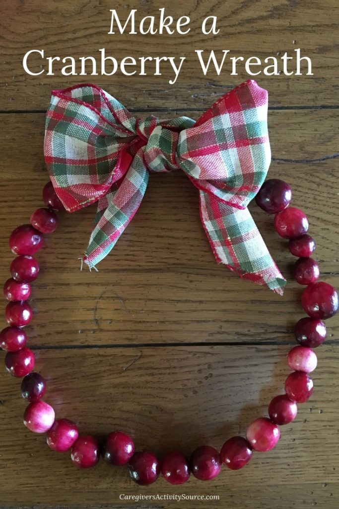 25++ Easy christmas crafts for older adults ideas