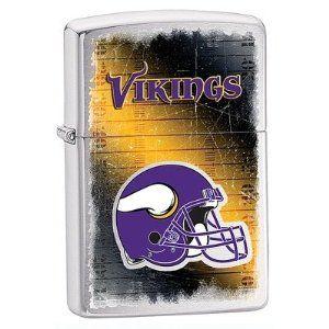 new style b8515 8962e Personalized Minnesota Vikings Zippo Lighter Gift by Things ...