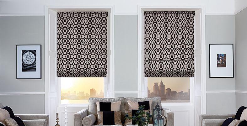 Image result for roman blinds   blinds   Pinterest   Roman blinds