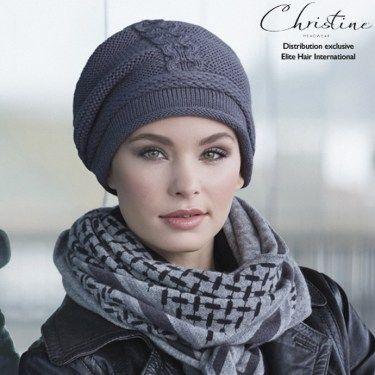 bonnet chimio maille viva gris turban femme elite hair bonnet pinterest. Black Bedroom Furniture Sets. Home Design Ideas