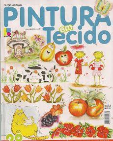 Coleçao_Pintura_ em tecido 62 - roartes05 - Picasa Web Albums