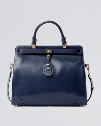 This Luxurious And Structured Jason Wu Crossbody Tote In Blue Is The New Definition Of Chic Jourdan Gives You Option To Carry It Hand