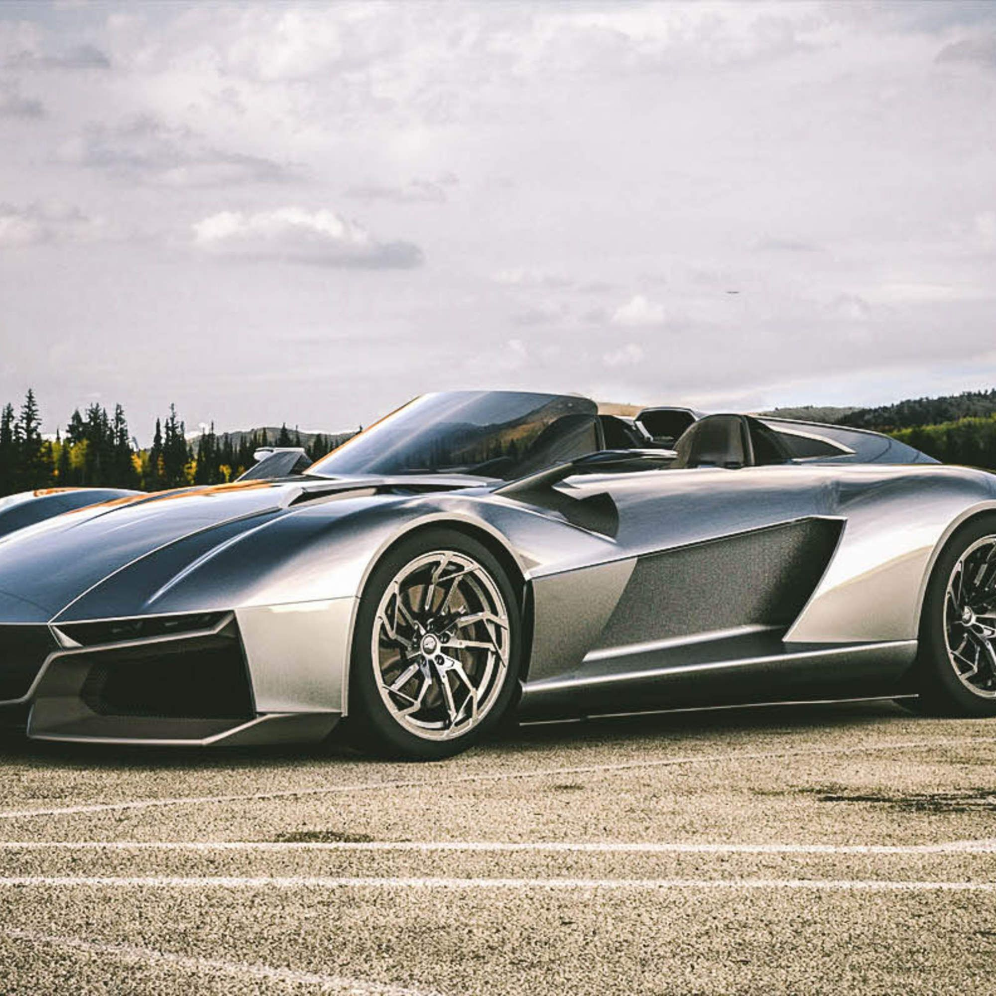 Meet The 500 HP American Made Supercar.What you\'re looking at is ...