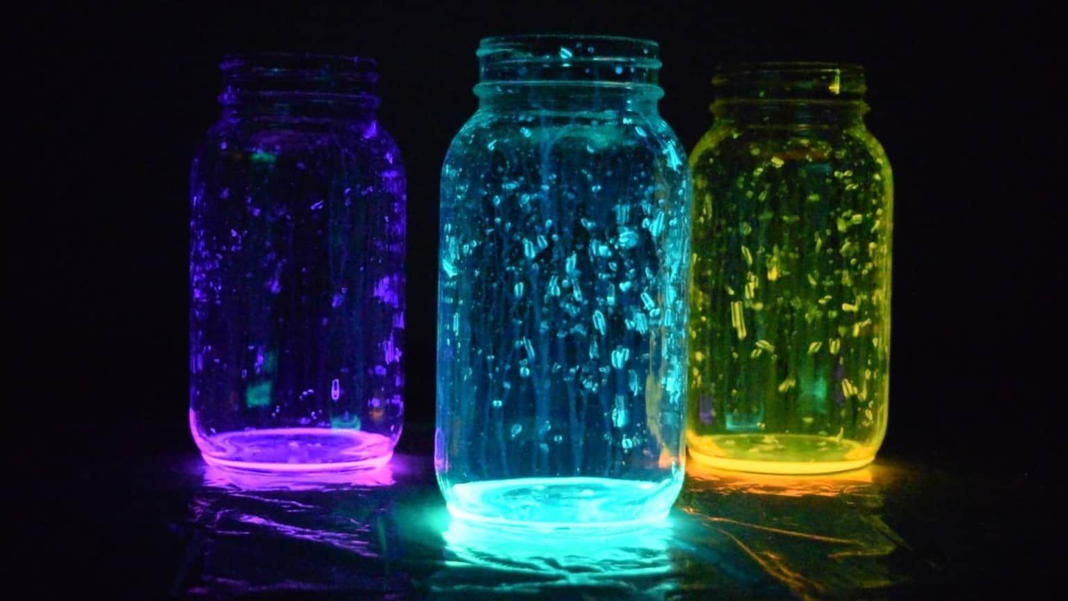 Fairy Glow Jars Glow Stick Jars Glow Jars Fairy Glow Jars