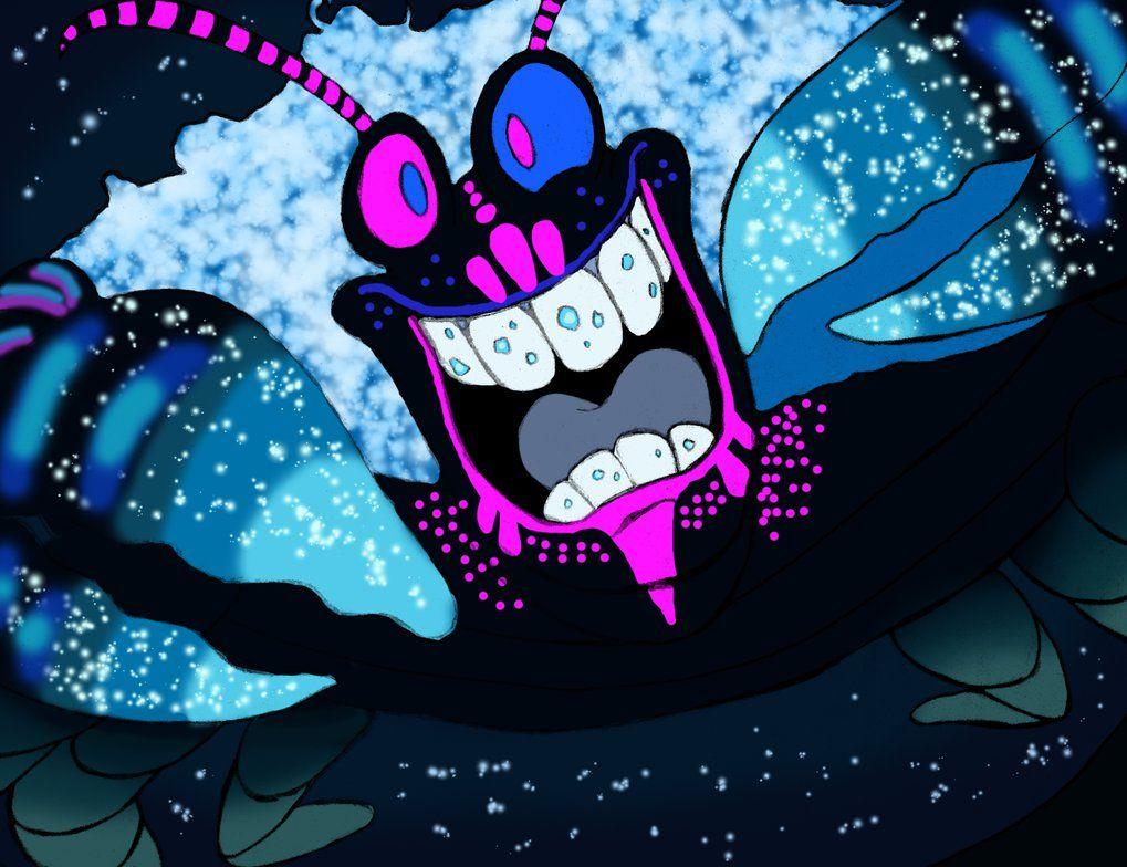 I'm Too Shiney! by PikaPower99 Tamatoa Pinterest
