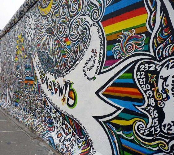 East Side Gallery Muhlenstrasse 70 71 10243 Berlin Friedrichshain Germany Artist Unknown East Side Gallery Street Art Graffiti Graffiti Art