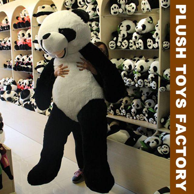 Life Sized Panda Pandaaa Panda Panda Bear Teddy Bear Toys