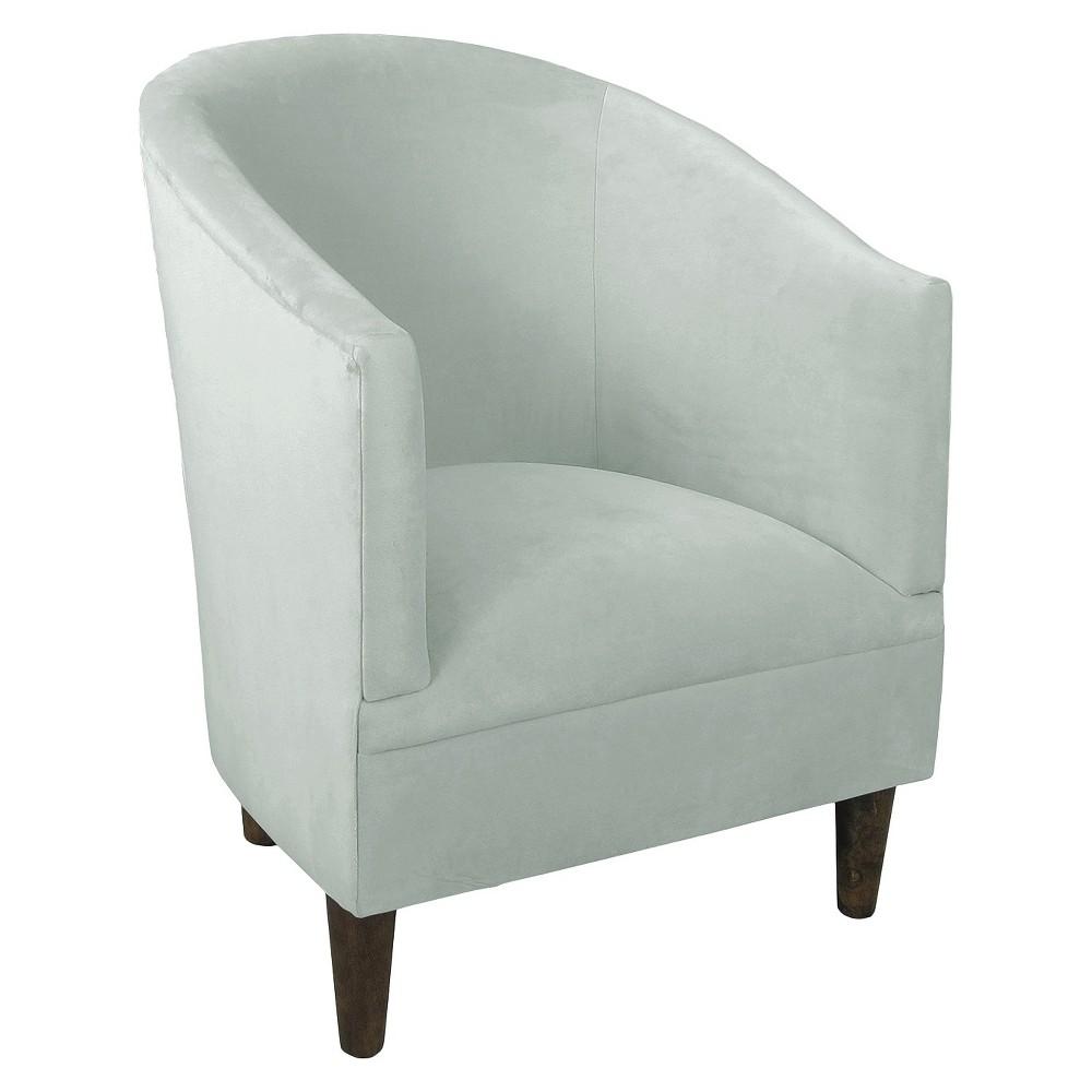 Skyline Custom Upholstered Tub Chair - Skyline Furniture, Togo Black ...