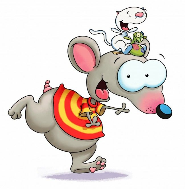 The Awesome Toopy and Binoo are Here