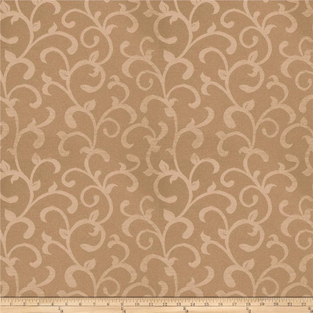 Trend 03481 Jacquard Taupe Home Decor Fabric Fabric