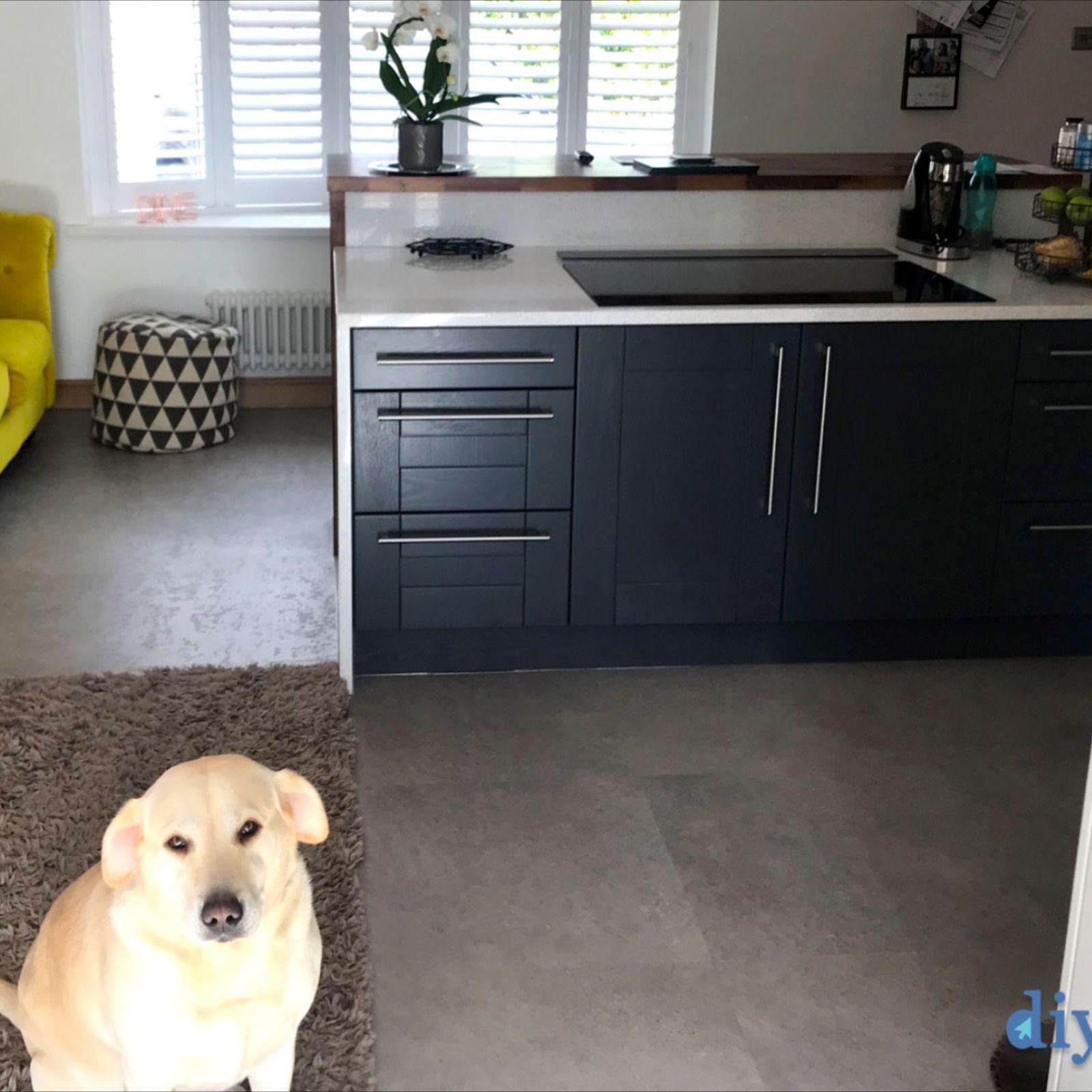 Best An Innova Linwood Dove Grey Shaker Kitchen In 2020 400 x 300
