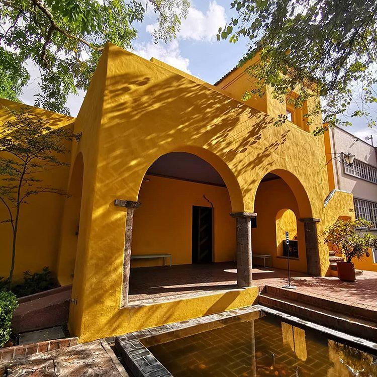 Casa González Luna Casa Iteso Clavigero Arquitecto Luis Barragán Guadalajara Jalisco 1929 Casagonzalezluna Ca Luis Barragan Arquitectura Arquitectos