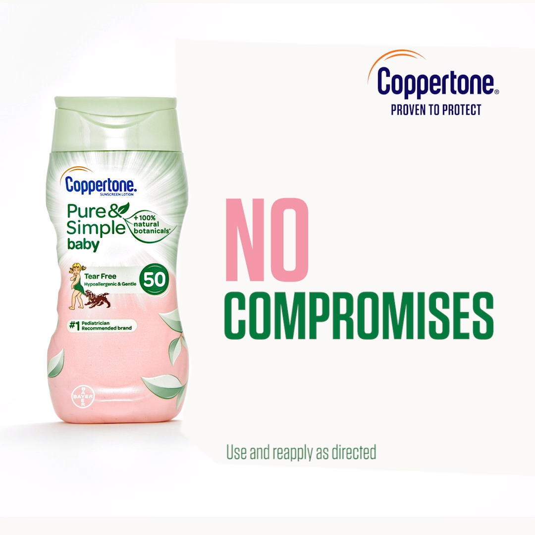 Homepage - Coppertone