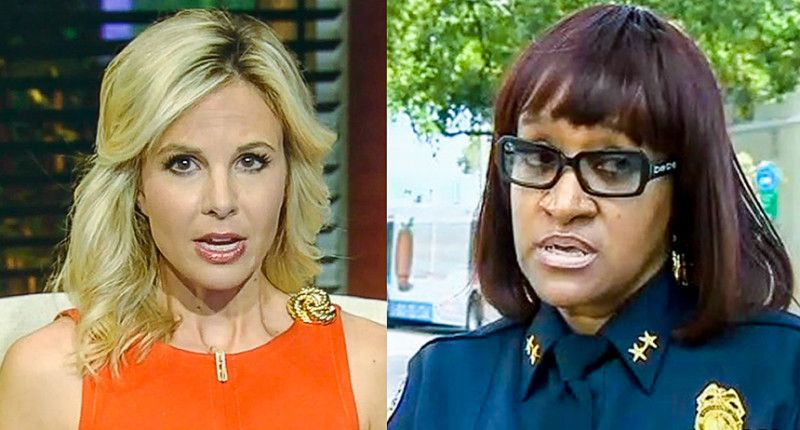 Fox & Friends attacks Miami's history-making black woman cop because she could be a flag-hating Muslim