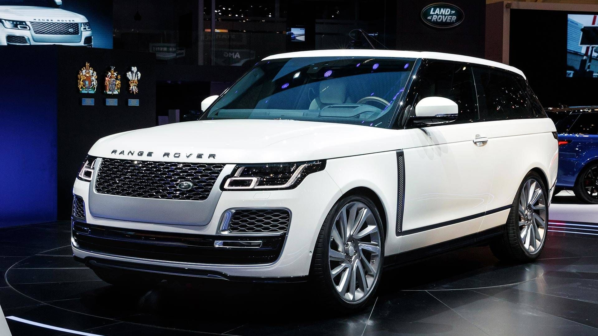 2019 Land Rover Range Rover Sv Coupe Motor1 Com Photos Range Rover Sv Range Rover Sport Range Rover