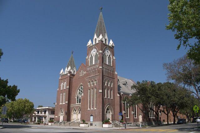 Old Towne Orange St. John's Lutheran Church