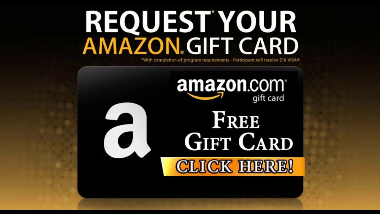 Amazon Gift Cards How To Get Free Code 100 Working 2019 In