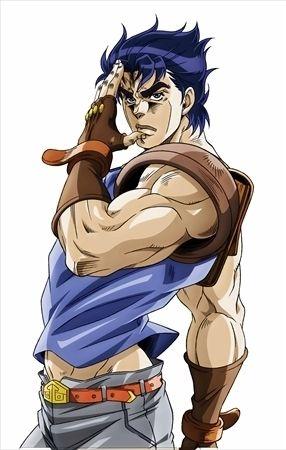 Image result for jonathan joestar anime