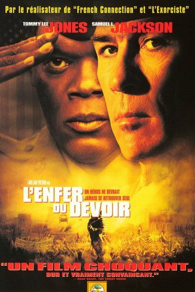 L'enfer Du Devoir (film) : l'enfer, devoir, (film), L'Enfer, Devoir, (2000), Regarder, Ligne, VOSTFR., Synopsis:, Vietna…, Rules, Engagement,, Movie, Posters, Vintage,, Tommy, Jones