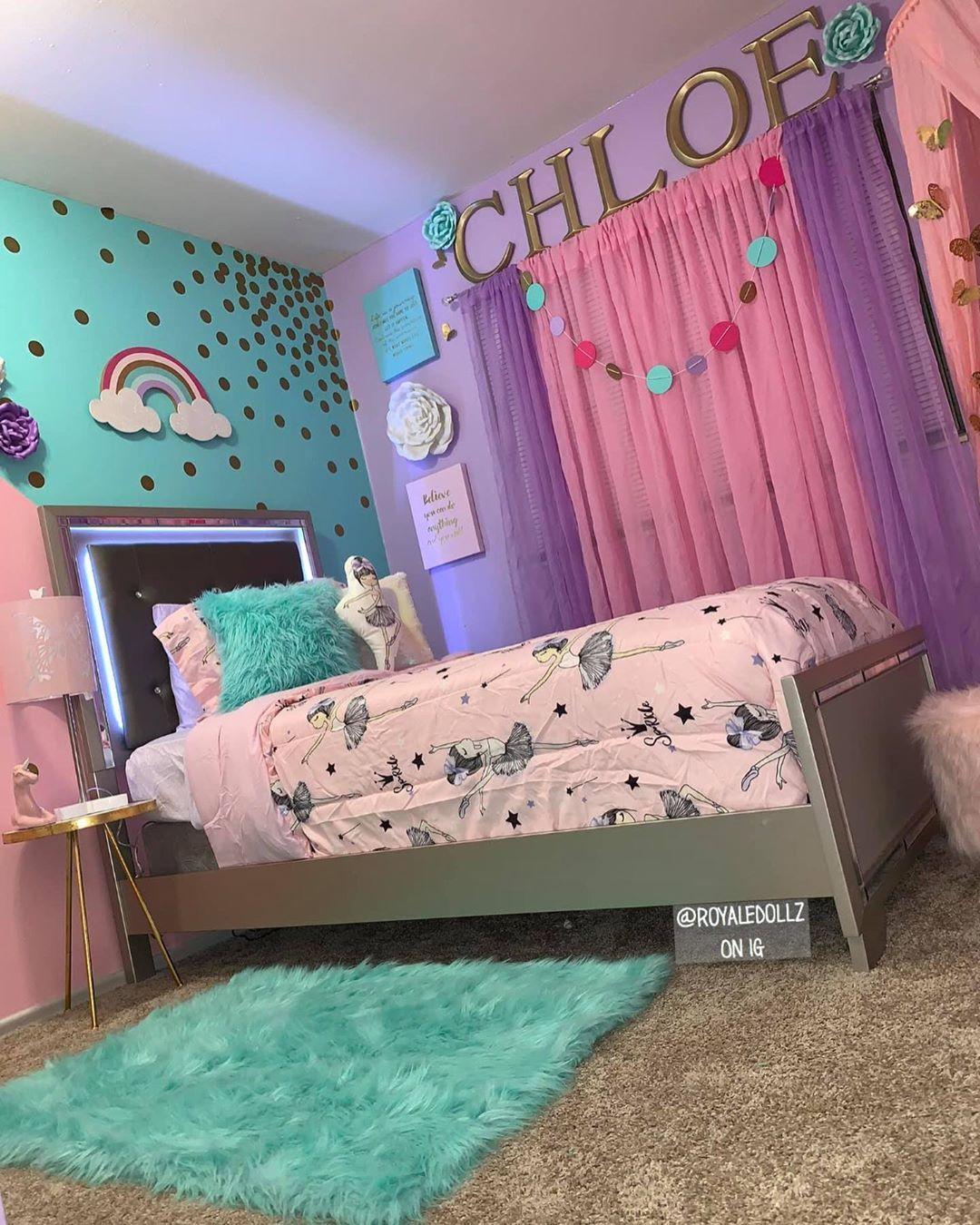 Bunz Kidz Little Girls Unicorn Dreams