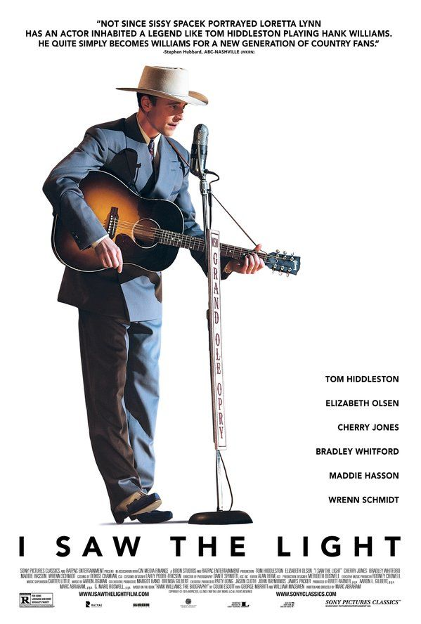 Twitter I Saw The Light Light Movie Hank Williams