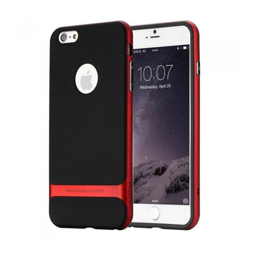 buy popular d4ef5 5e94c เพื่อคนที่คุณรัก<SP>ROCK Royce Series เคส iPhone 5 / 5S (สีแดง)++ ...