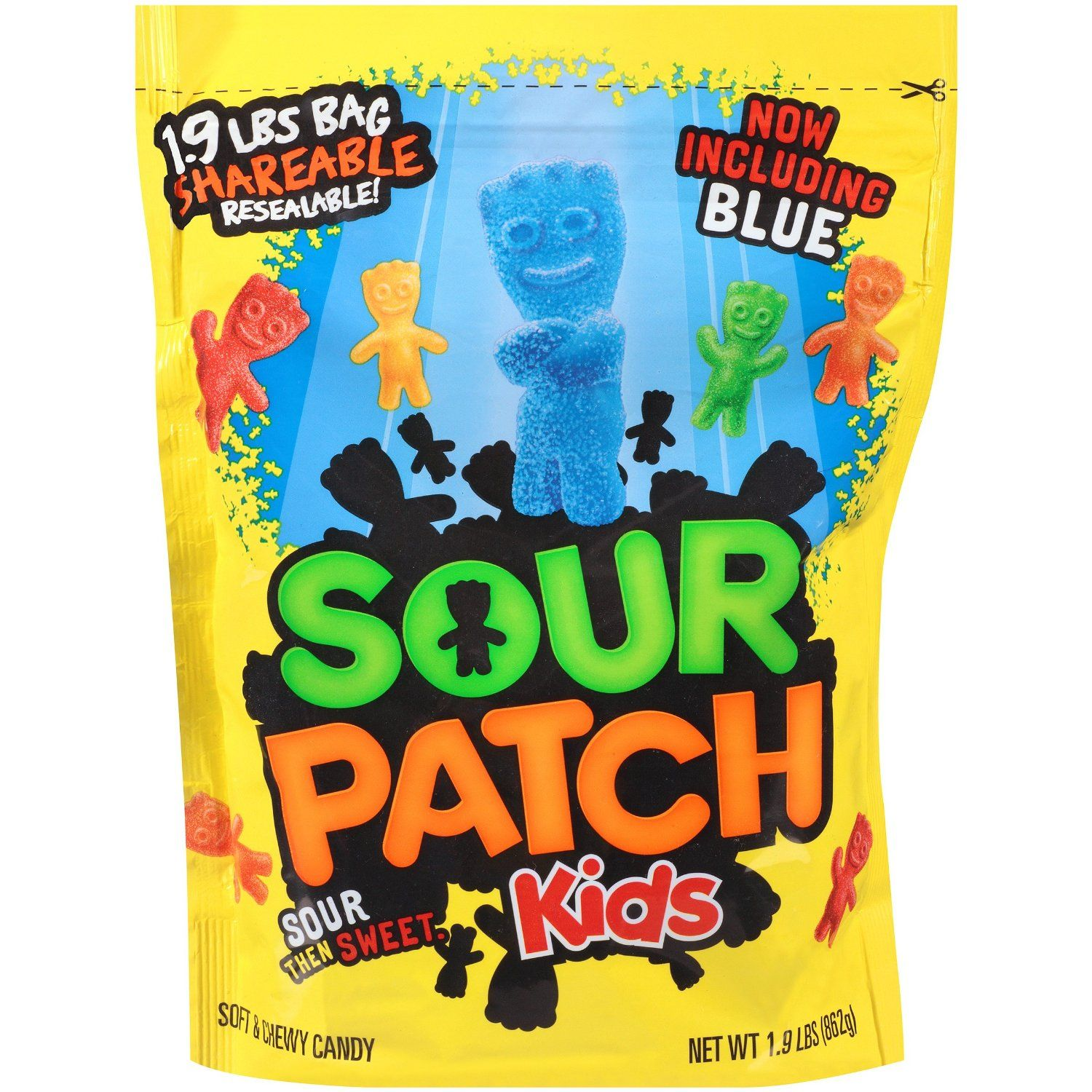 Sour Patch Kids Candy Original 30 4 Ounce You Can Get More Details Here Fresh Groceries Sour Patch Kids Kids Candy Sour Patch
