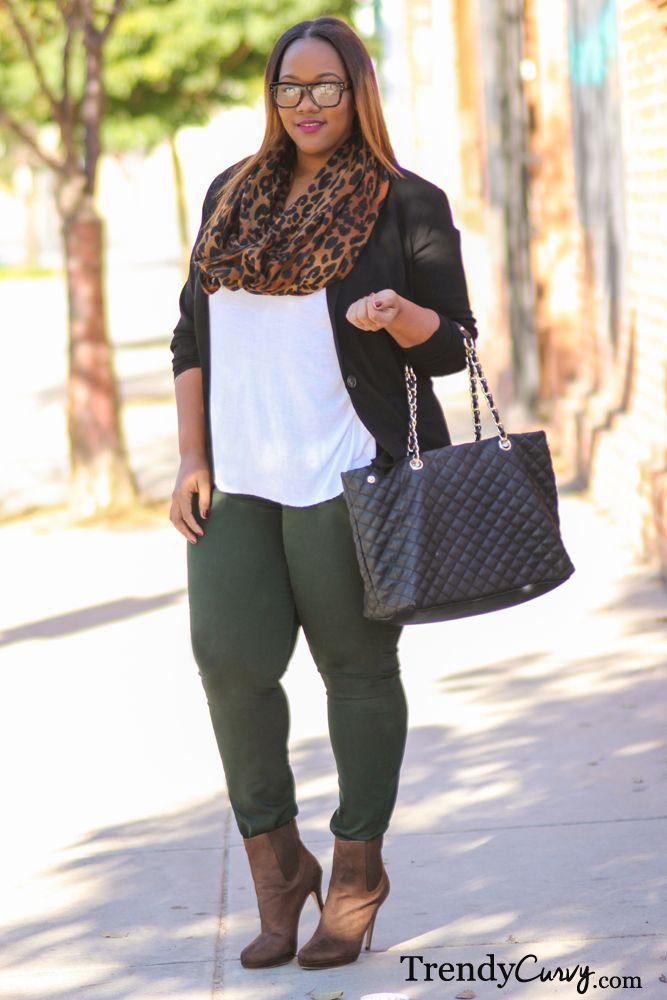 Plus Size Casual Outfit Trendy Curvy Plus Size Fashion Moda Para Gorditas Moda Moda Tallas Grandes