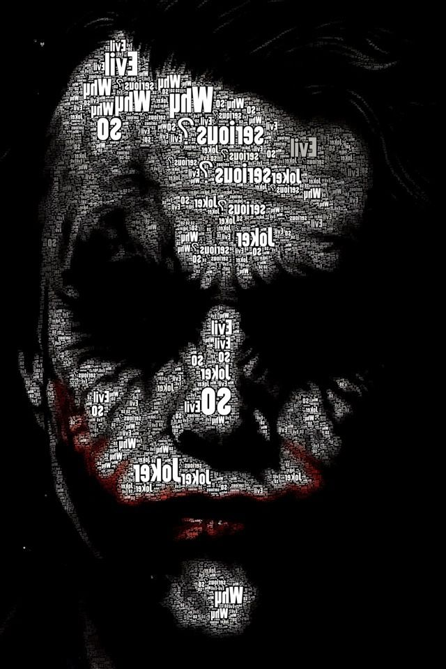 IPhone 8 Wallpaper Joker Batman Wallpapers For Mobile Iphone Guys
