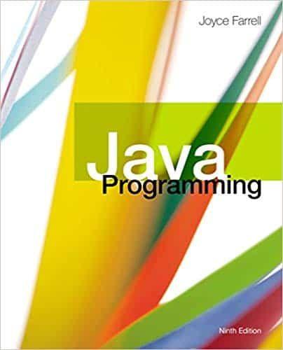 Java Programs Pdf File